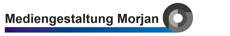 Logo Mediengestaltung Morjan