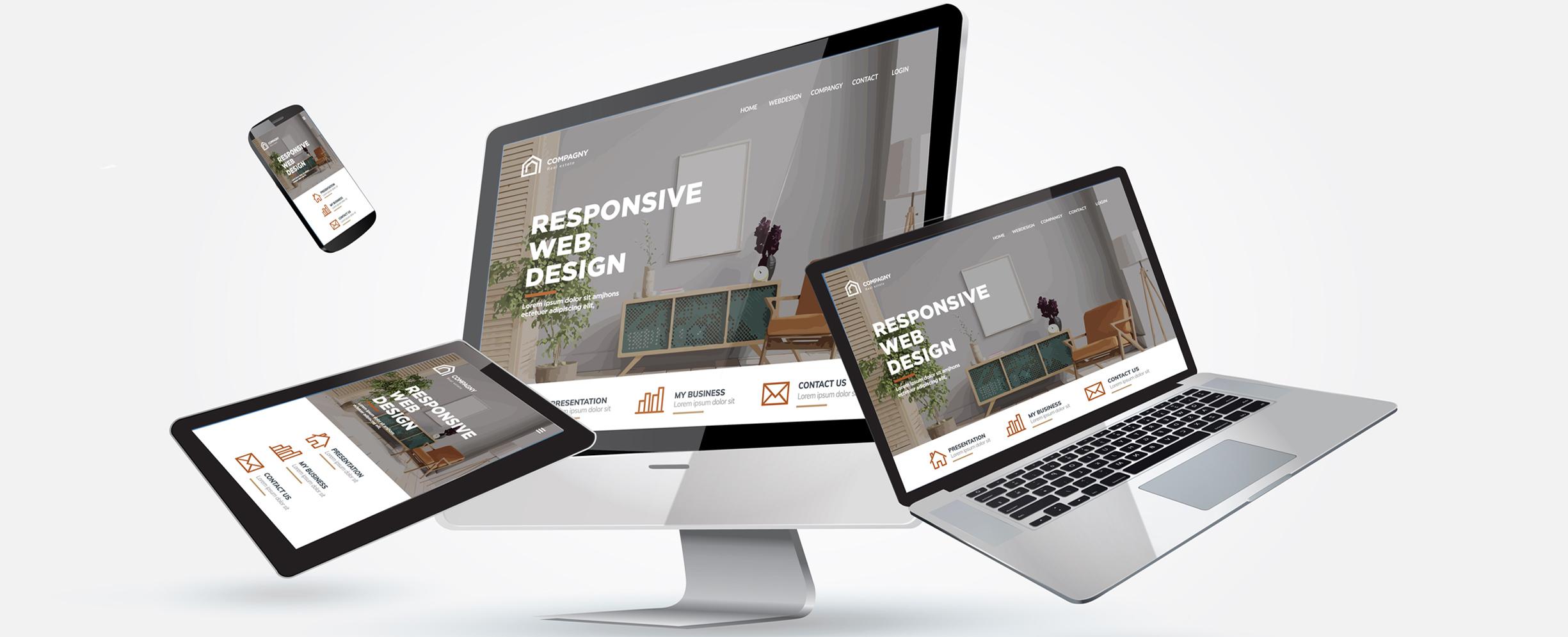 Responsive WordPress Webdesign von Mediengestaltung Morjan
